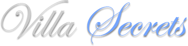 Villa Secrets Footer Logo