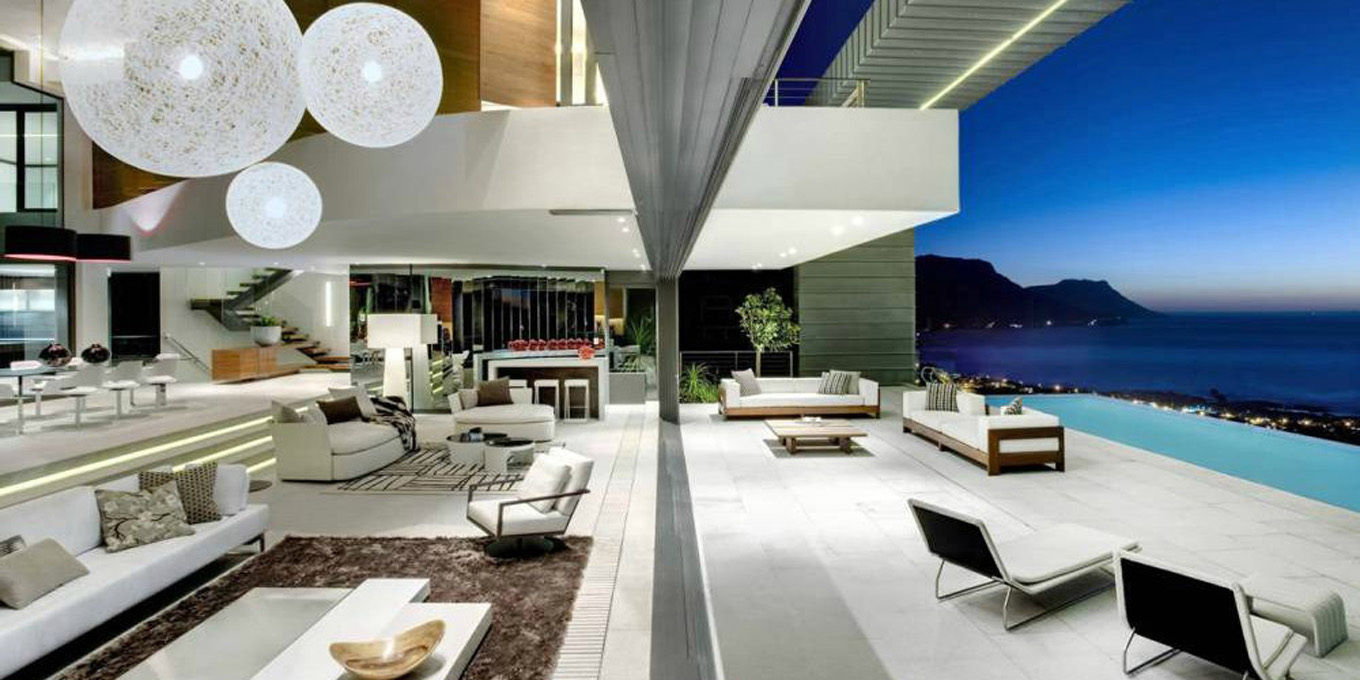 Luxurious villa in Clifton, with private pool